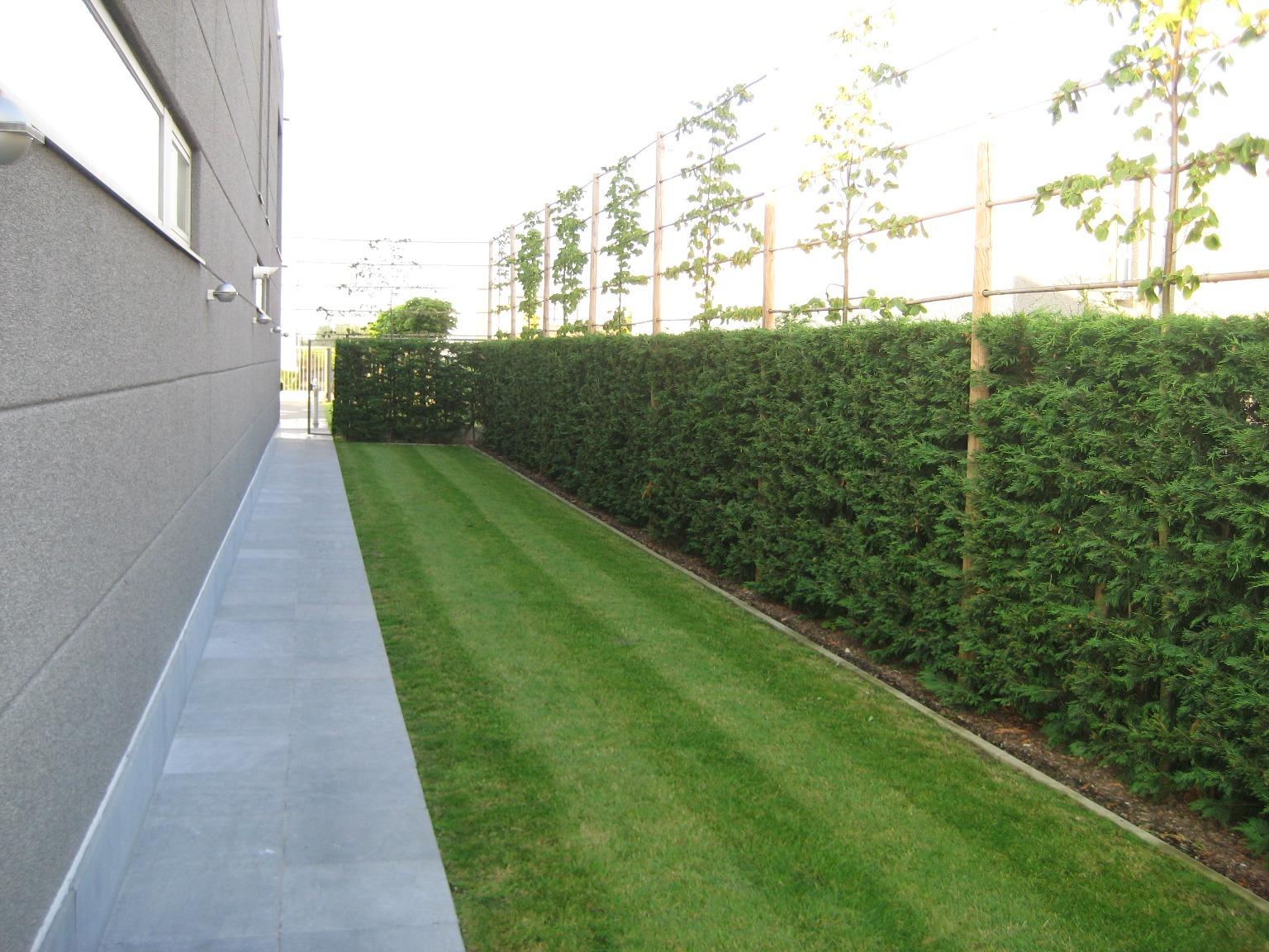 2011 tuinen van dorpe - Aangelegde tuin met kiezelstenen ...