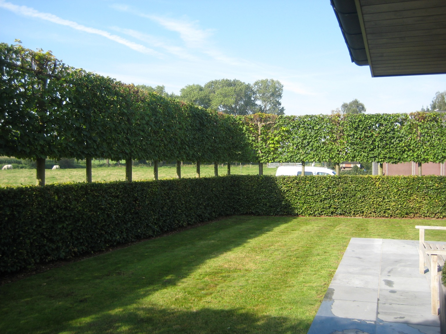 2011 tuinen van dorpe - Hoe aangelegde tuin ...